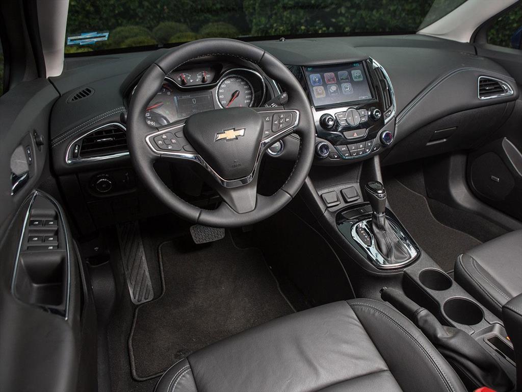 Chevrolet Cruze LTZ (2017)