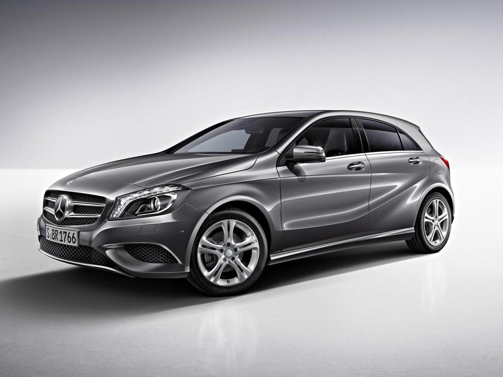 Mercedes benz clase a 200 style 2013 for Mercedes benz style