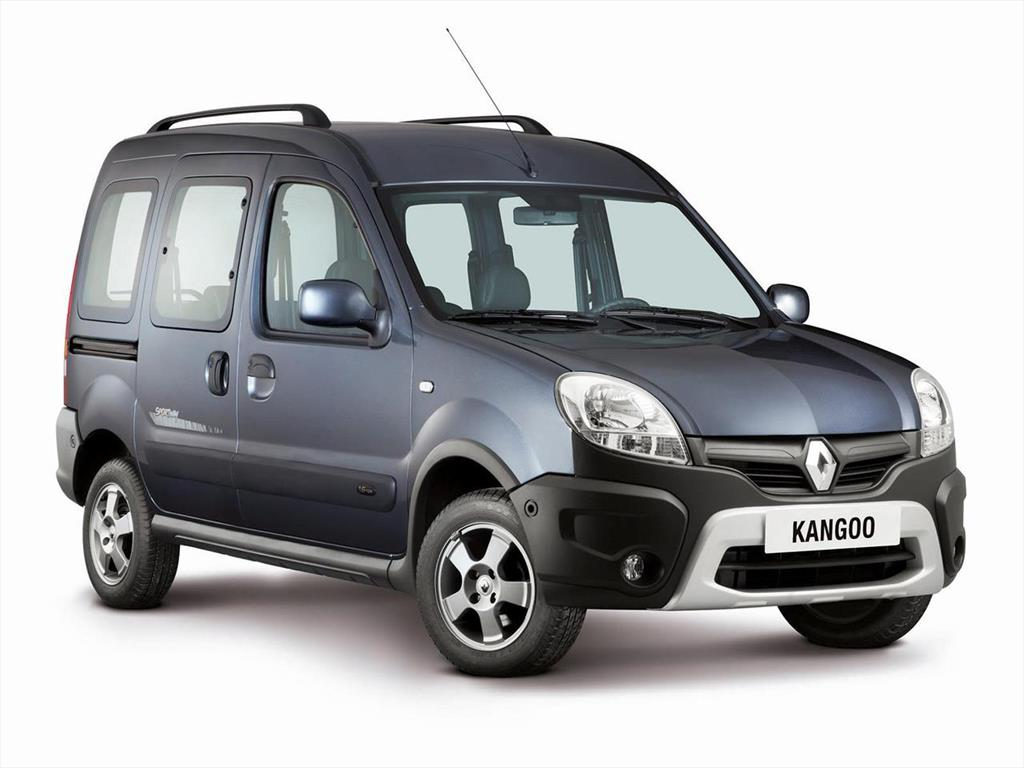 renault kangoo nuevos 0km precios del cat logo y cotizaciones. Black Bedroom Furniture Sets. Home Design Ideas