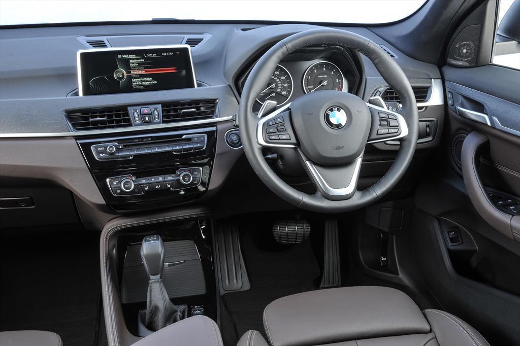 BMW X1 sDrive 20iA M Sport (2018)