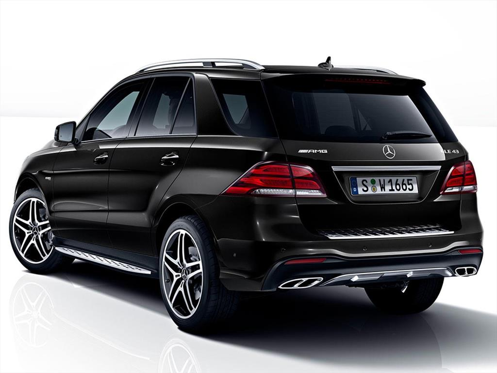 mercedes benz clase gle 400 4matic 2017. Black Bedroom Furniture Sets. Home Design Ideas