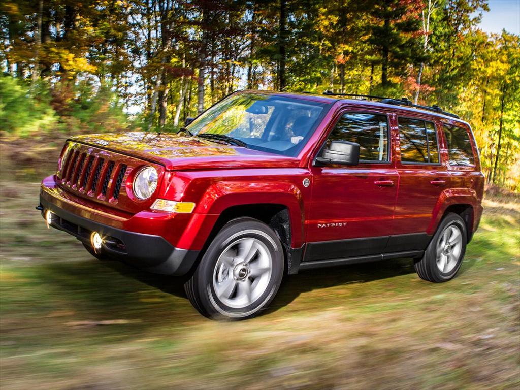 Jeep Patriot 4x2 Sport 2015