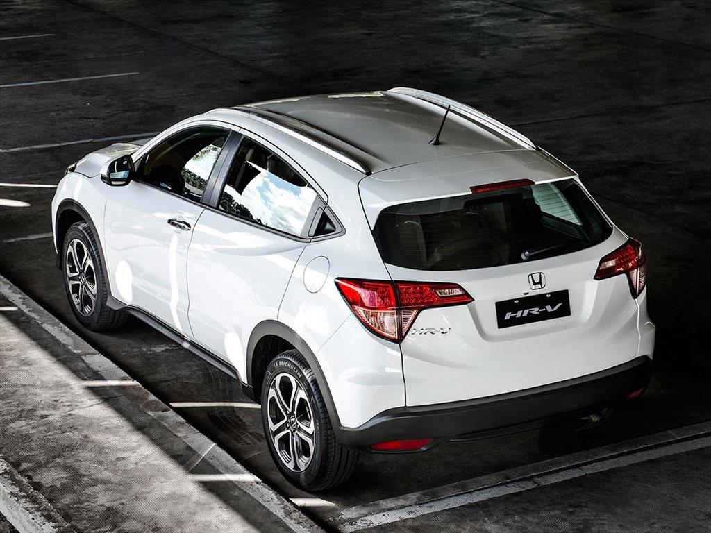 Honda HR-V EXL 4x2 CVT (2017)
