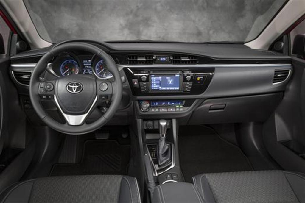 Toyota Corolla S Plus Aut 2015