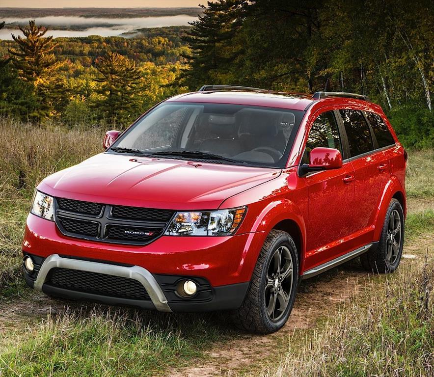 2015 Dodge Journey Suspension: Dodge Journey SE 2.4L 7P (2015