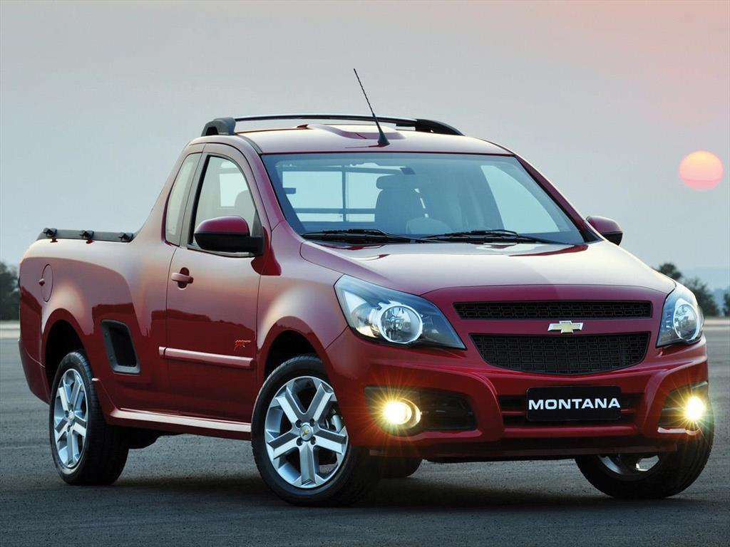 Chevrolet Montana nuevos 0km, precios del catálogo y ...