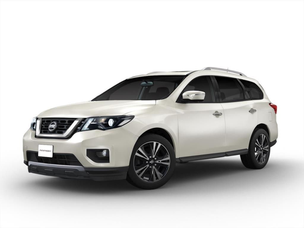 Nissan Pathfinder 3.5L Sense 4x2 (2017)