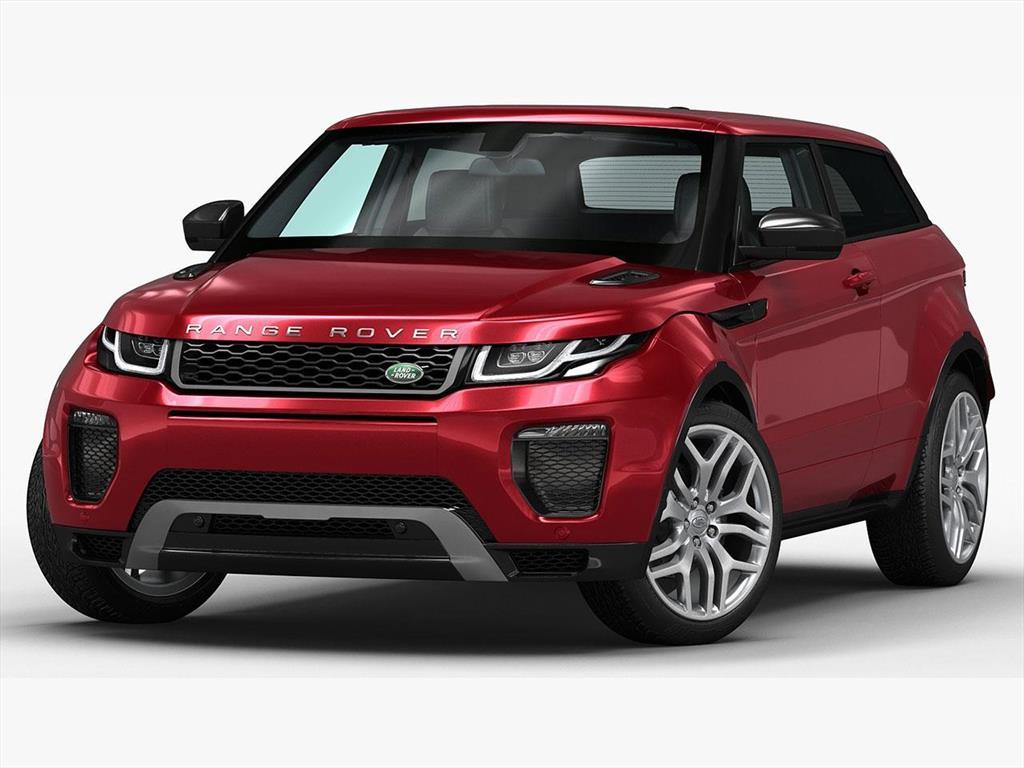 Autos nuevos land rover precios range rover evoque for Configurateur range rover evoque