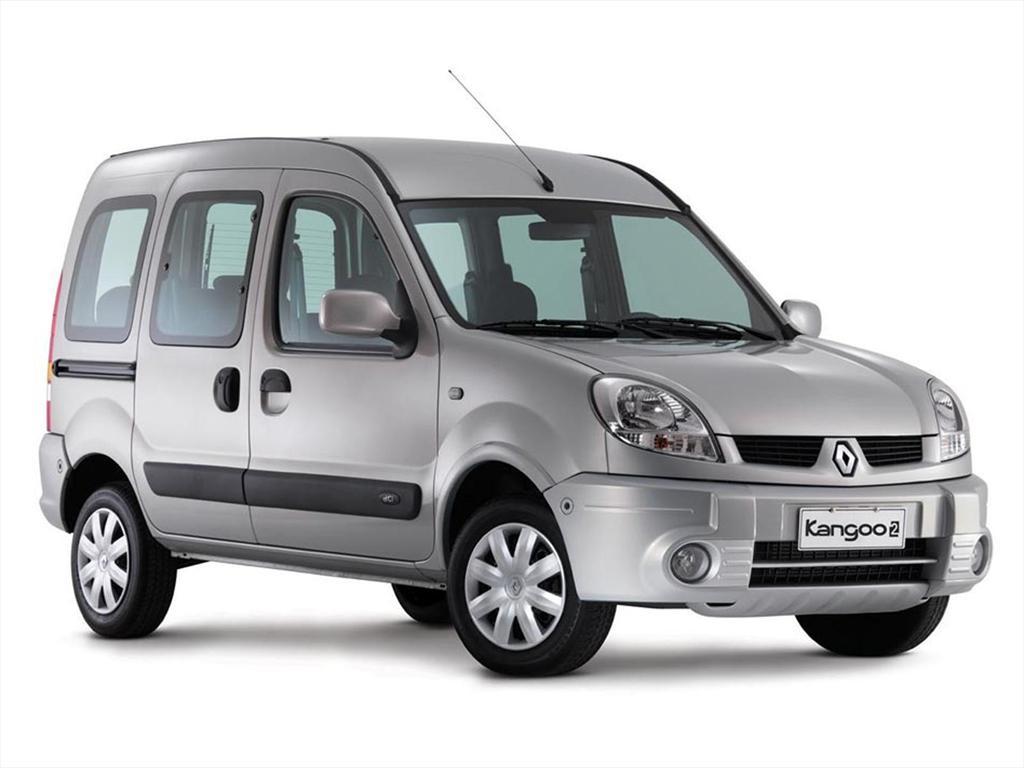 Dimensions Citroen C4 >> Renault Kangoo 2 Break 1.5 dCi Authentique Plus (2013)