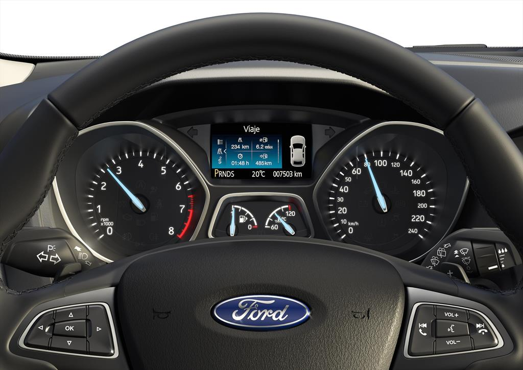 Ford Focus Sed 225 N 2 0l Se Plus 2016