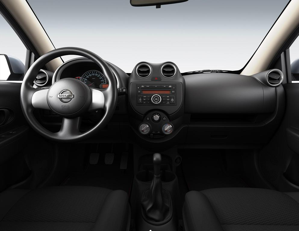 Nissan March Advance Navi 2014