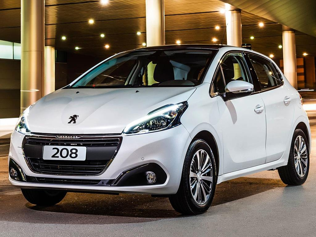 Peugeot 208 active 1 5 2017 for Peugeot 208 interior 2017