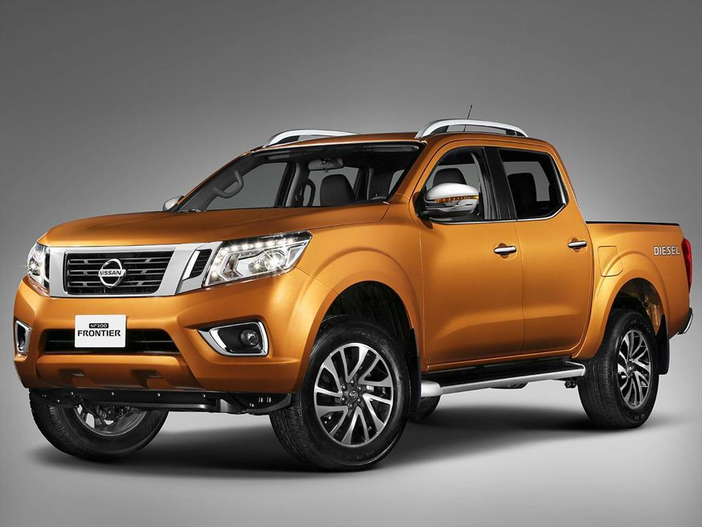 nissan np300 frontier 2 5l tdi 4x2 se dc 2017. Black Bedroom Furniture Sets. Home Design Ideas