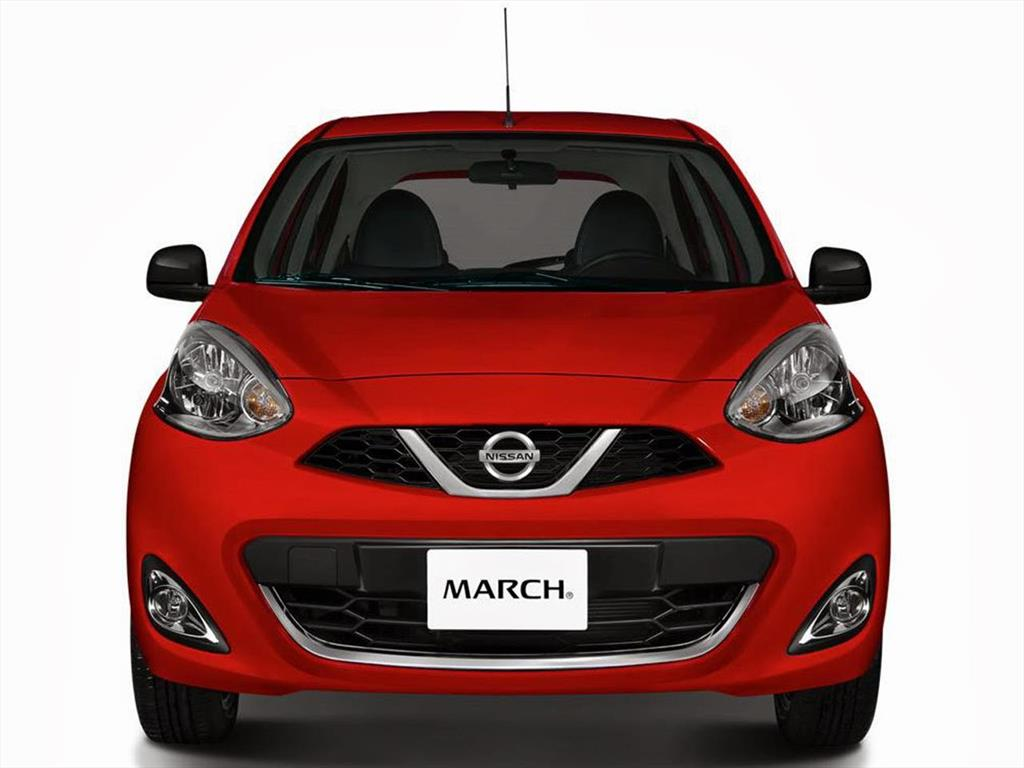 2016 Nissan March Mexico - newhairstylesformen2014.com