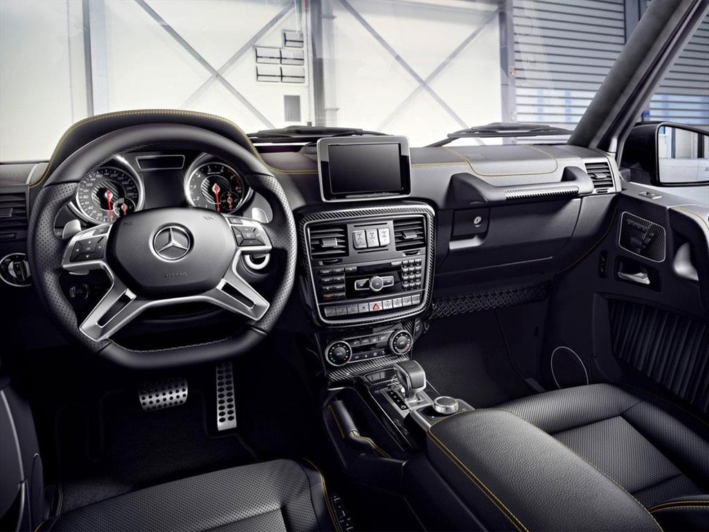 mercedes benz clase g 350d  2017