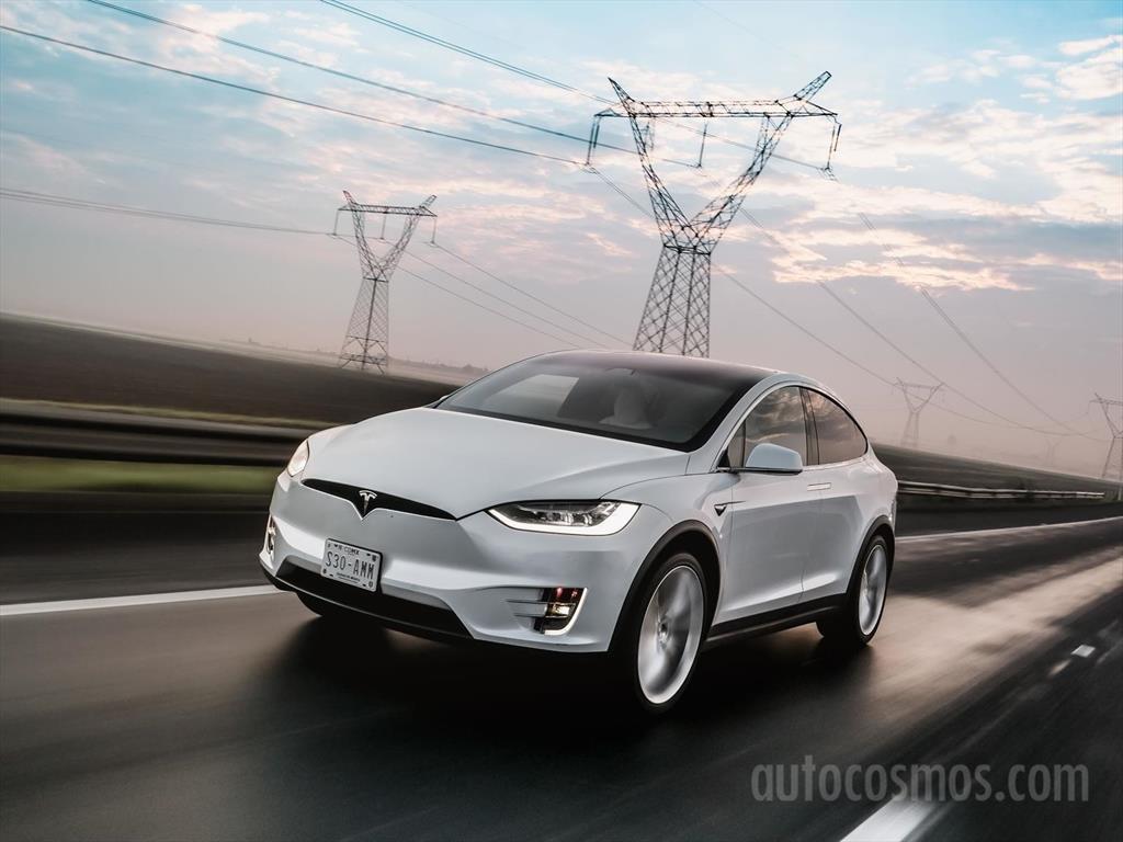 Tesla Model X Nuevos Precios Del Cat 225 Logo Y Cotizaciones