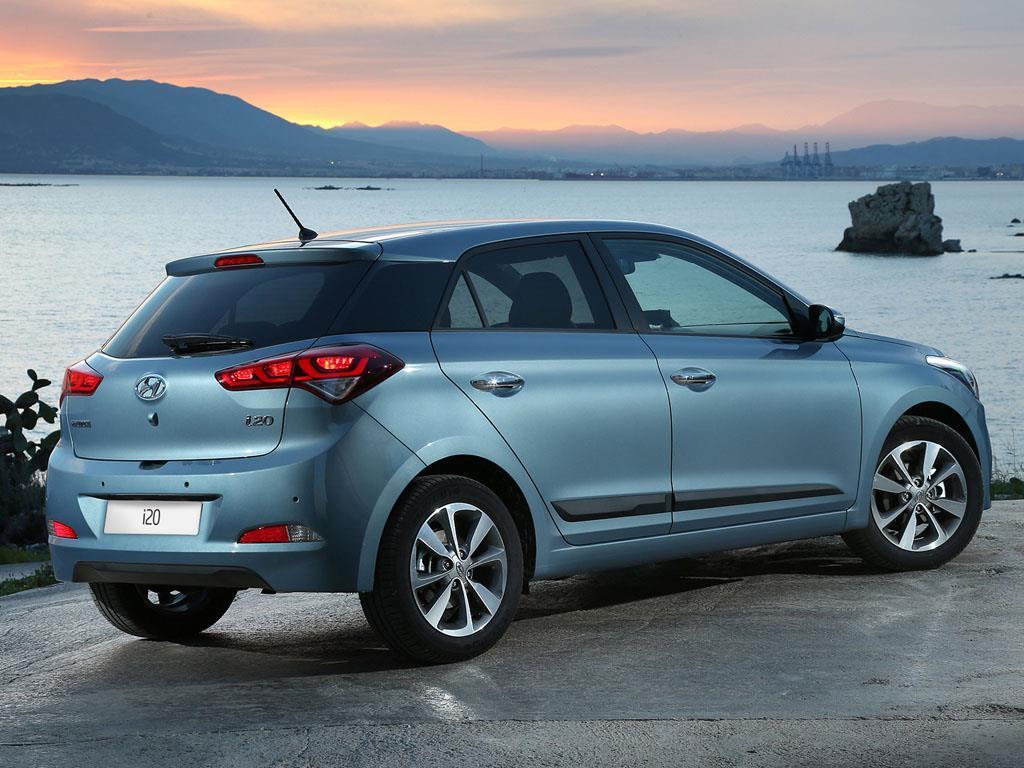 Hyundai I20 Informaci 243 N 2016