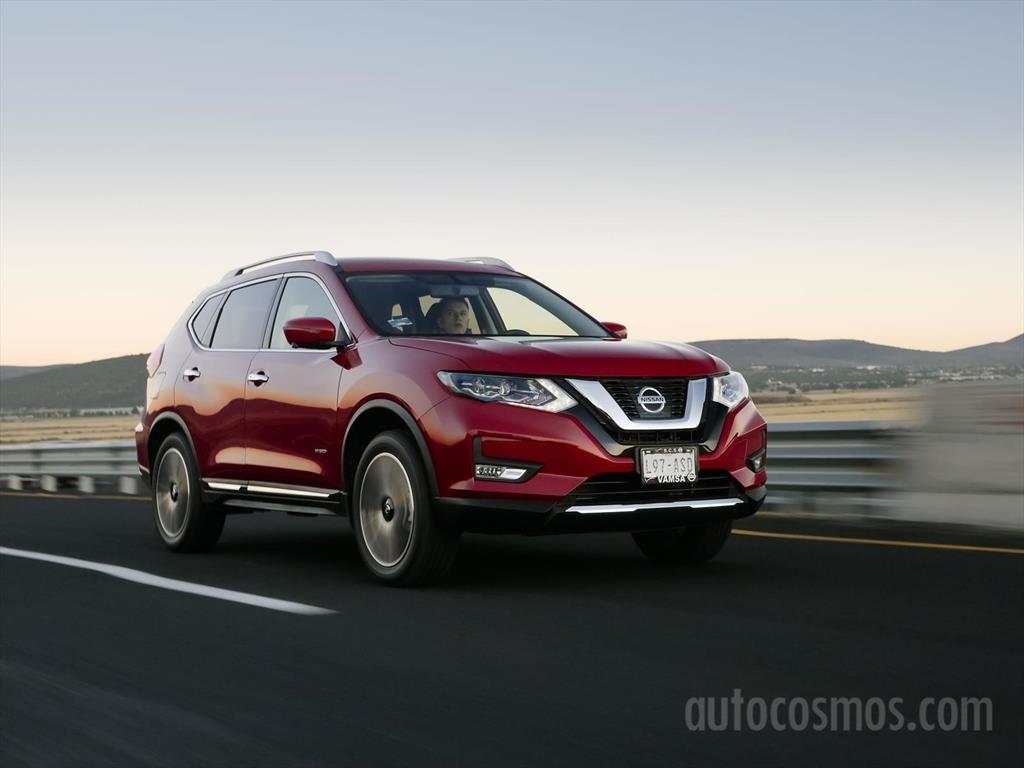 Nissan X-Trail Exclusive 2 Row Hybrid (2018)