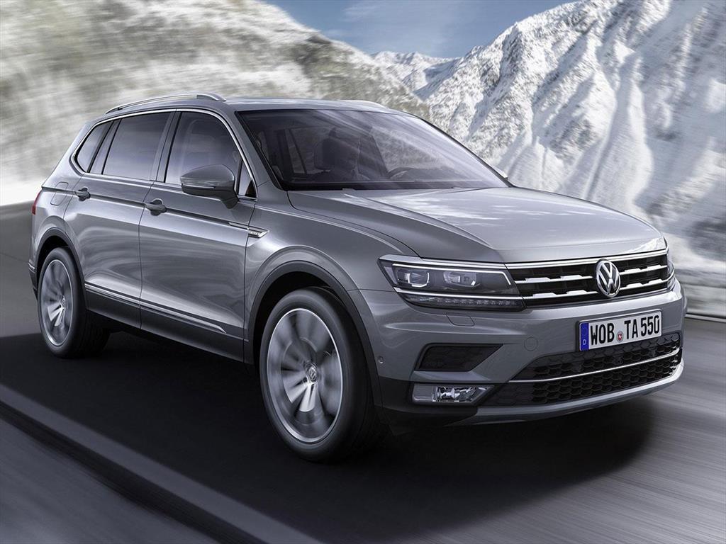 Volkswagen Tiguan Informaci 243 N 2018