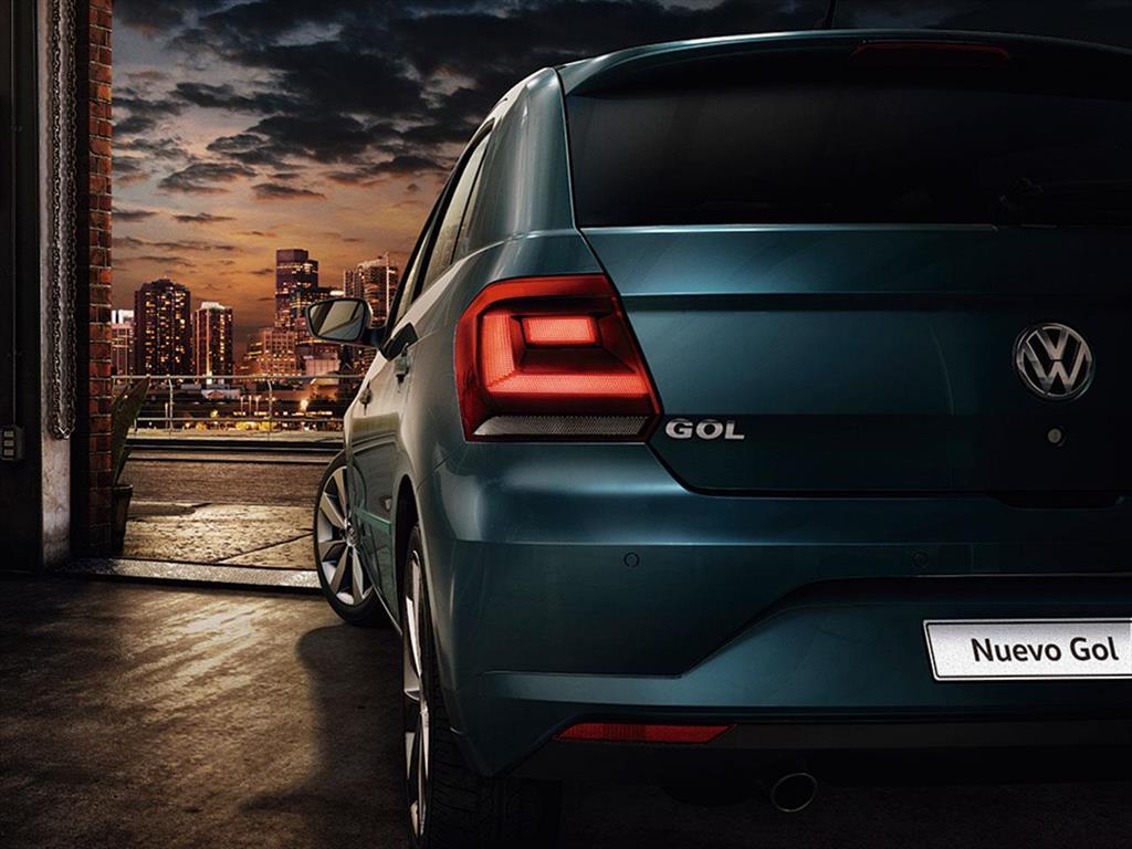 Volkswagen gol trend 5p highline 2018 for Interior gol trend 2018