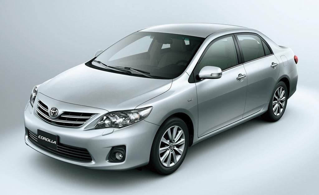 Toyota Corolla financiado en cuotas ( 1.8 XLi ) Anticipo $80.000