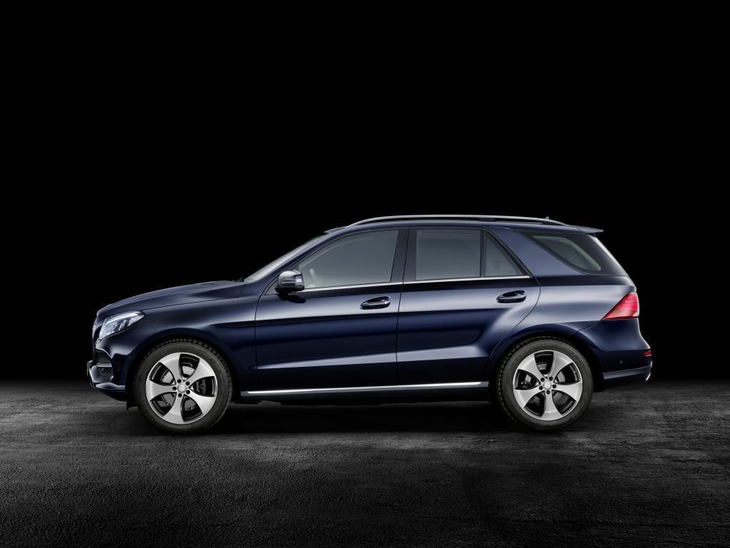 Mercedes benz clase gle suv 400 sport 2018 for Mercedes benz sport suv