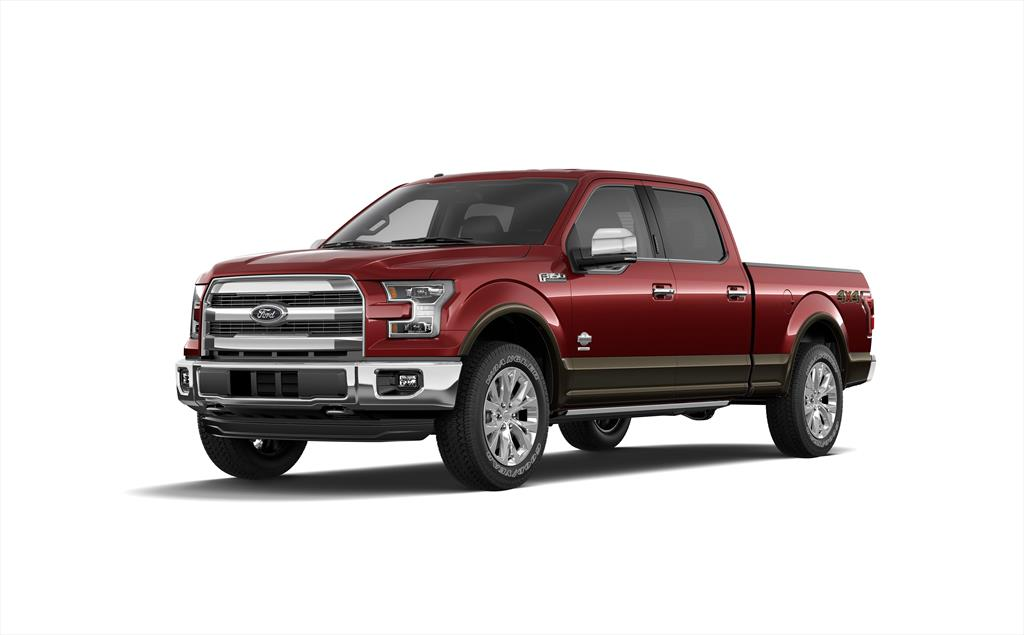 2016 F150 King Ranch >> Ford Lobo Platinum 4x4 Cabina Doble (2015)