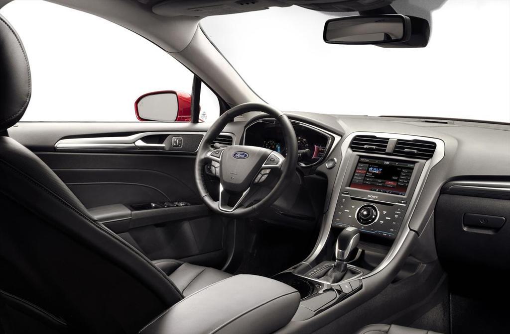 Ford fusion titanium plus 2013 for Nuevo fusion plus