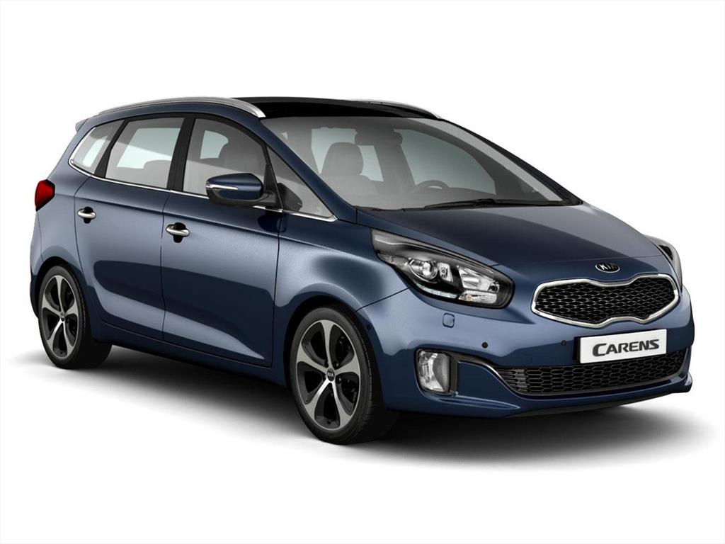 KIA Carens 2.0L Full Deluxe (2017)