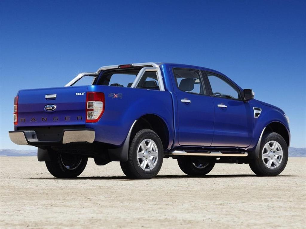 Ford Ranger Xlt Cd 2013
