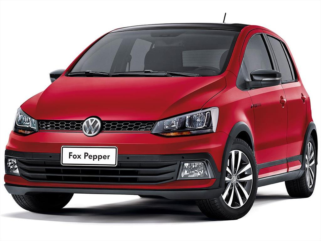 volkswagen fox pepper 2017. Black Bedroom Furniture Sets. Home Design Ideas