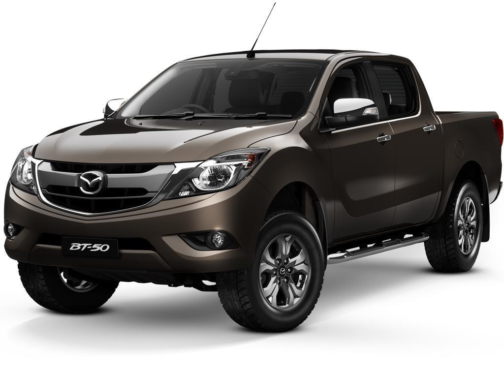mazda bt 50 3 2l 4x4 full 2017. Black Bedroom Furniture Sets. Home Design Ideas