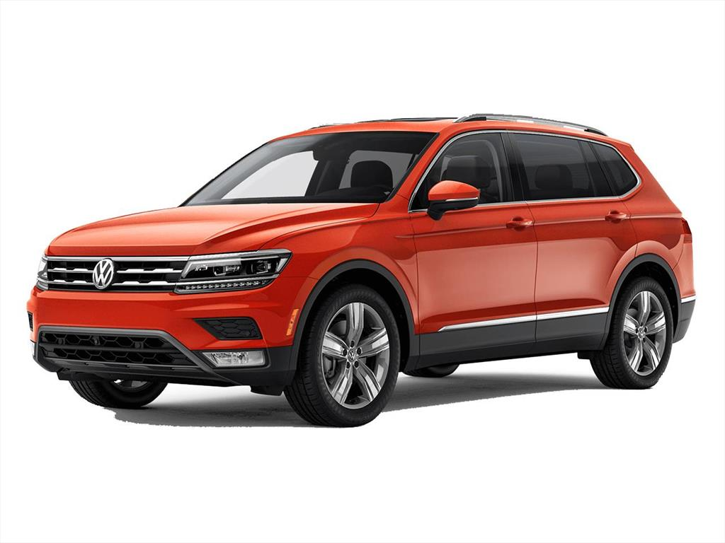volkswagen tiguan allspace 1 4l trendline 4x2 2018. Black Bedroom Furniture Sets. Home Design Ideas