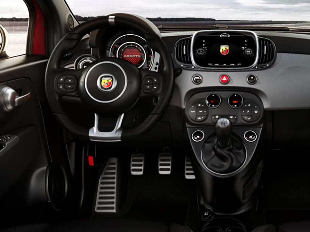 fiat 500 abarth abarth 595 turismo 2018. Black Bedroom Furniture Sets. Home Design Ideas