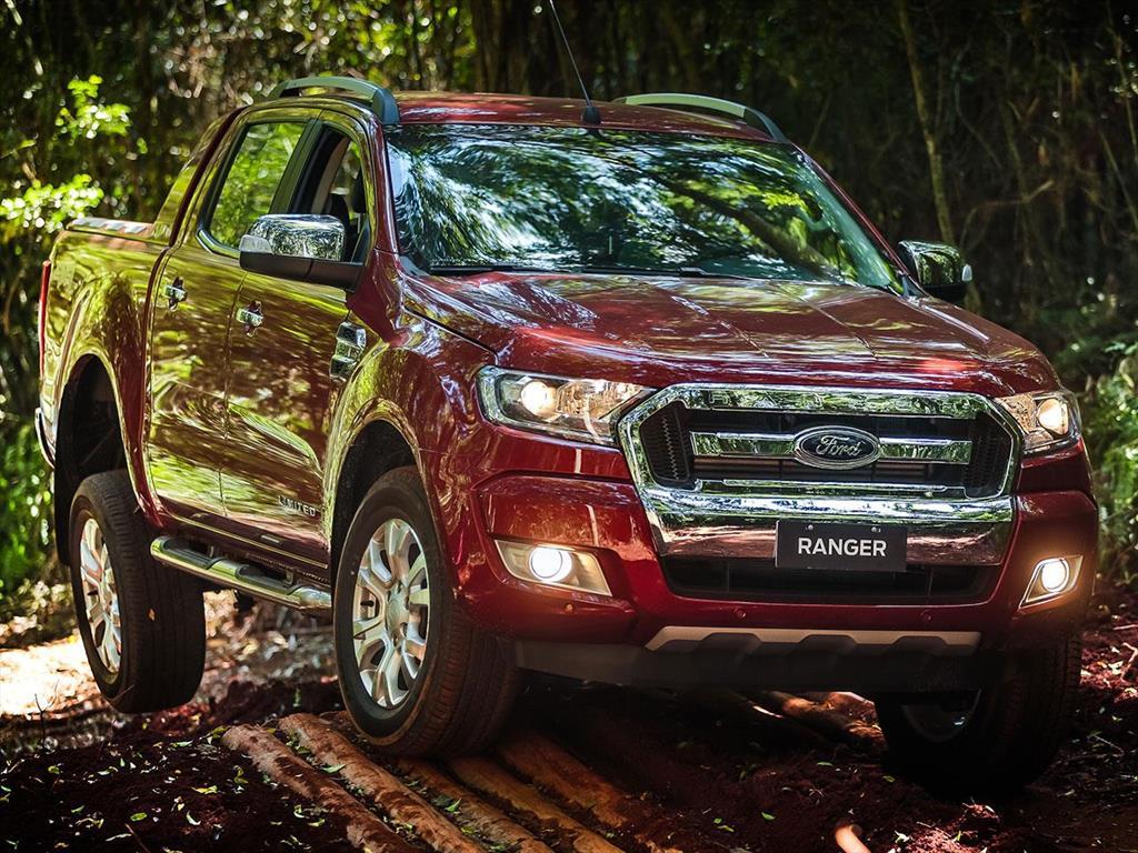 Connu Ford Ranger XLS 3.2L 4x4 TDi CD (2018) WI92