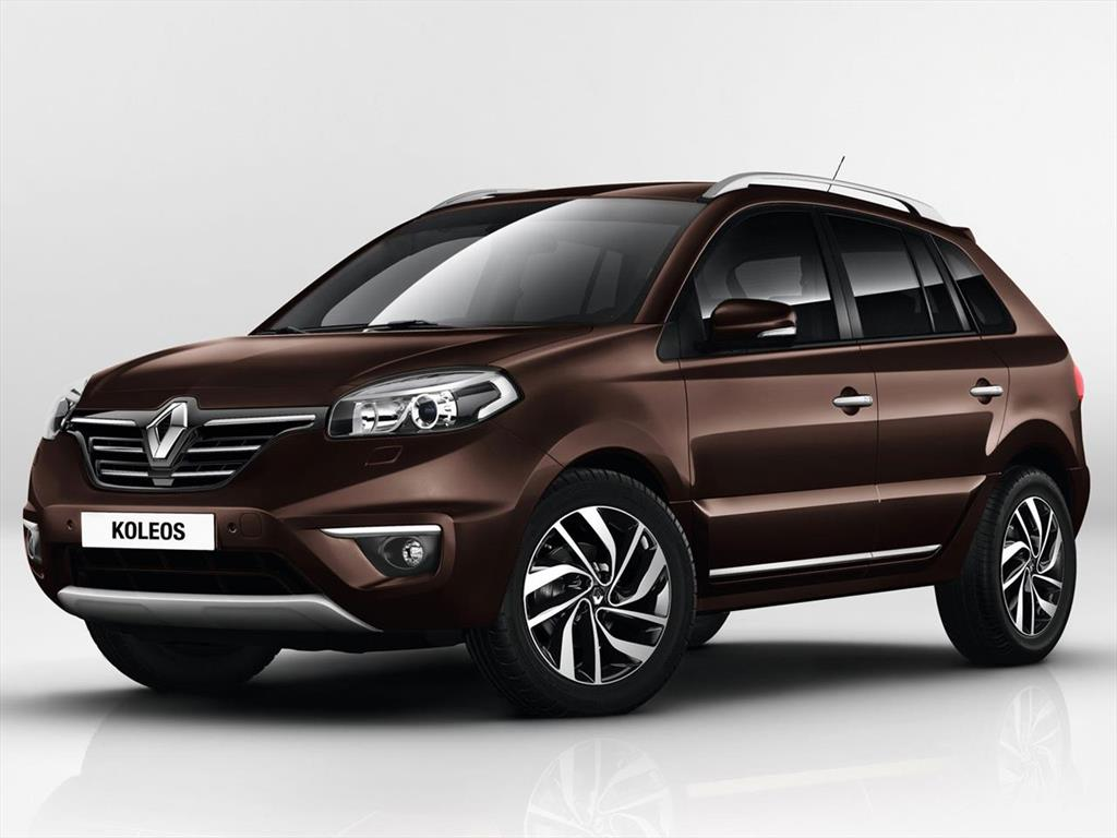 renault koleos 4x4 dynamique plus 2015. Black Bedroom Furniture Sets. Home Design Ideas
