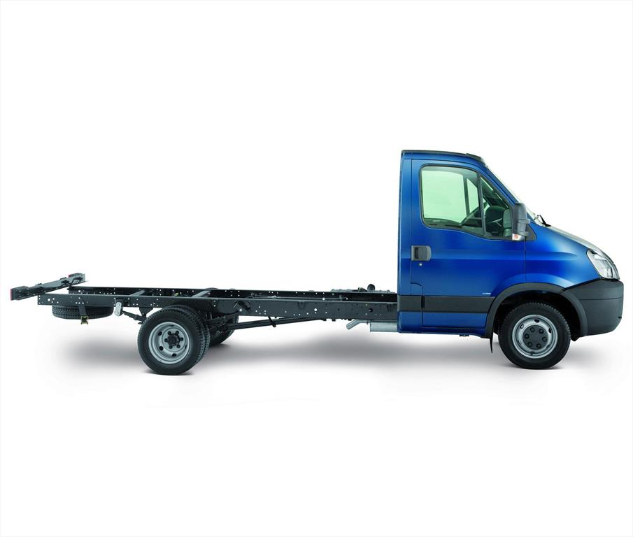 Iveco daily chasis chasis cabina doble 70c16 truck 2015 - Iveco daily chasis cabina ...