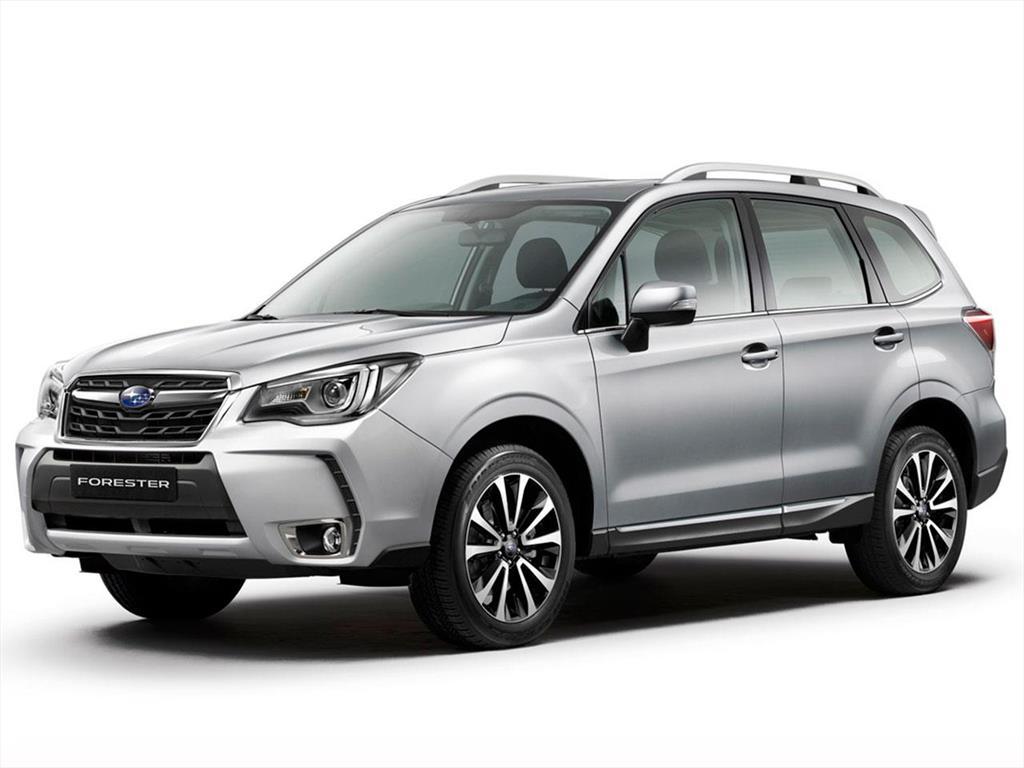 Santa Cruz Subaru >> Autos Nuevos - Subaru - Precios Forester