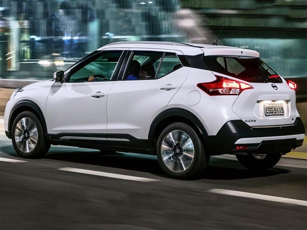 Nissan Kicks nuevos, precios del catálogo y cotizaciones.