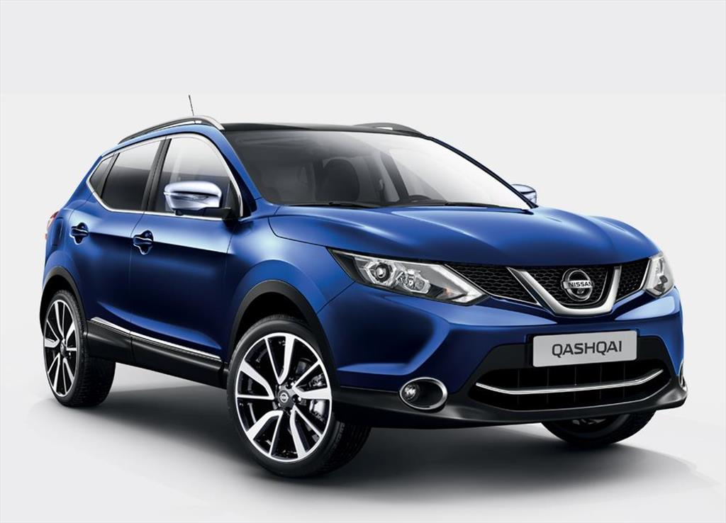 nissan qashqai 2 0l sense 2016. Black Bedroom Furniture Sets. Home Design Ideas
