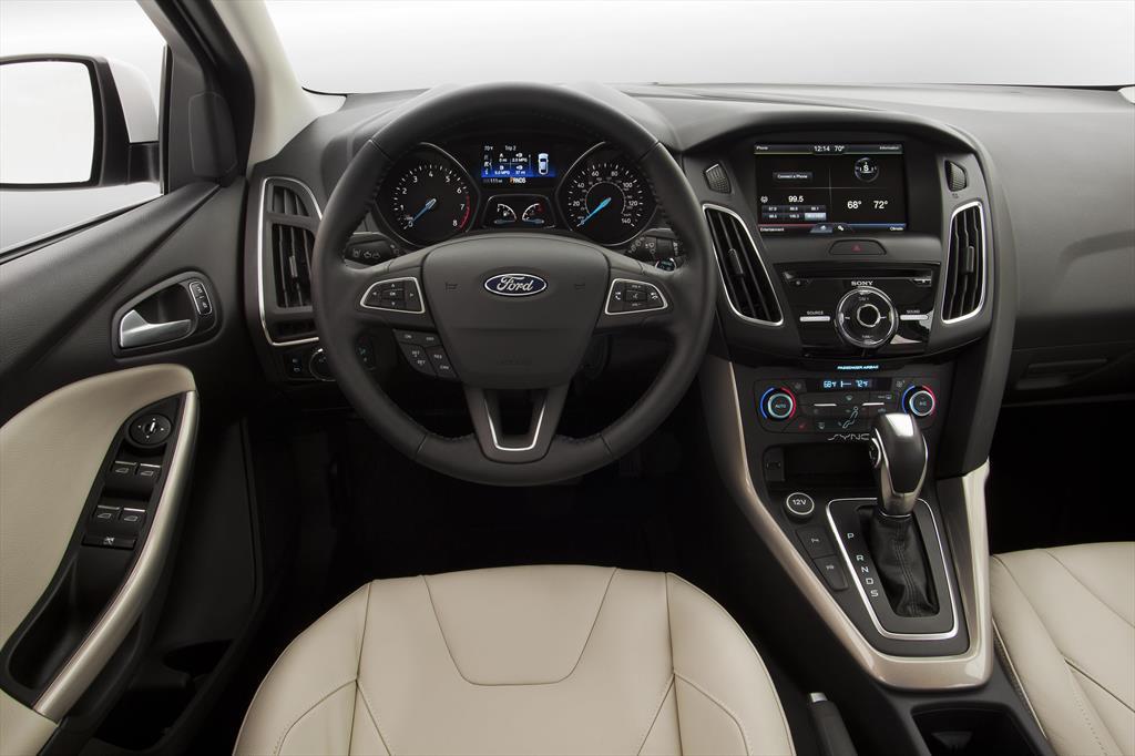 Ford Focus Titanium Aut 2017