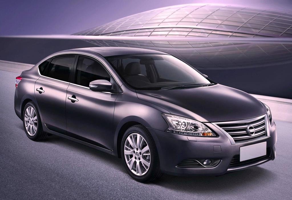 Nissan Sentra Advance (2015)