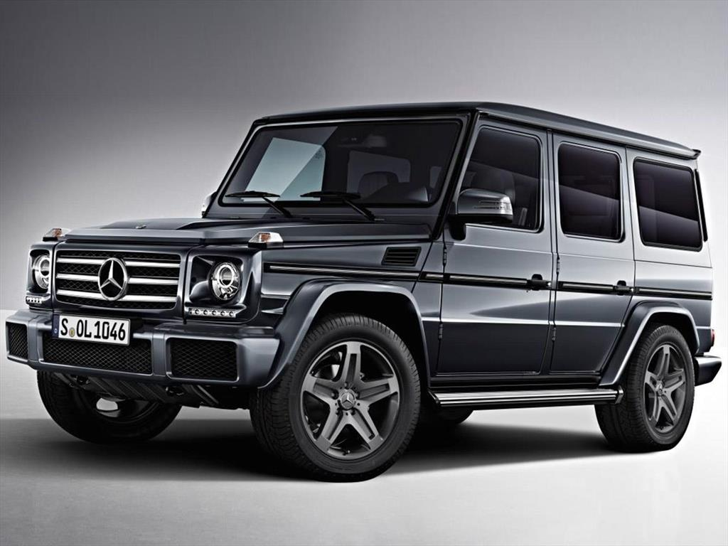 mercedes benz clase g 500 2017. Black Bedroom Furniture Sets. Home Design Ideas