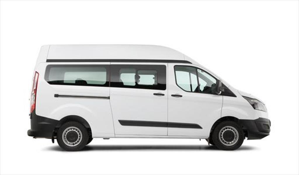 Ford Transit Custom Van Corta Techo Bajo 2017