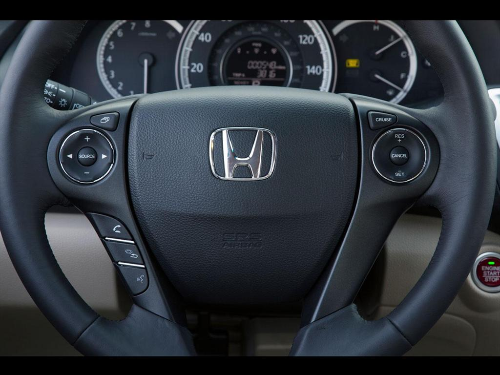 Honda Accord EXL Navi (2014)