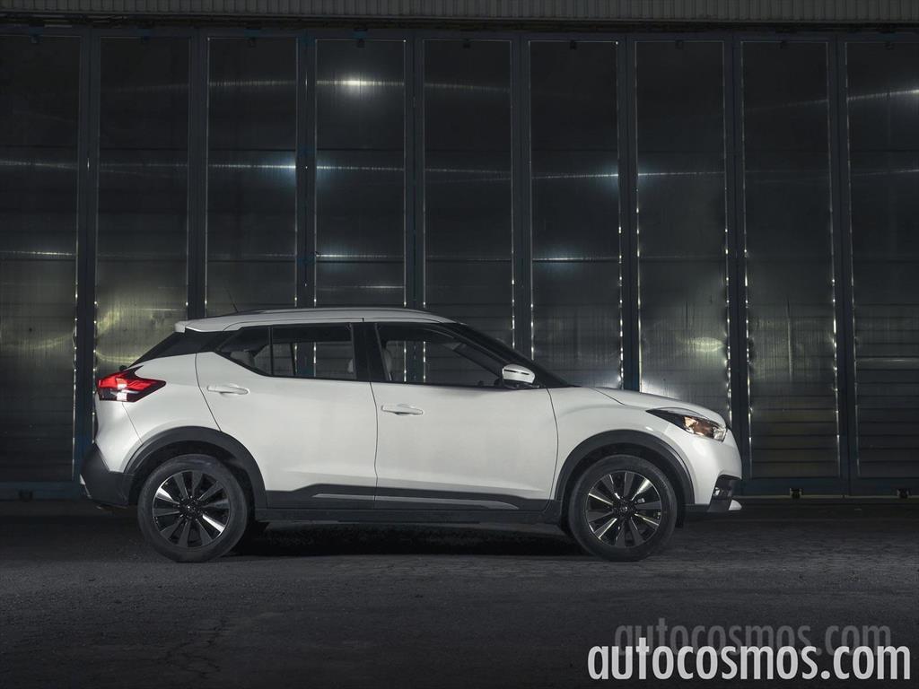 Nissan Kicks Sense (2018)
