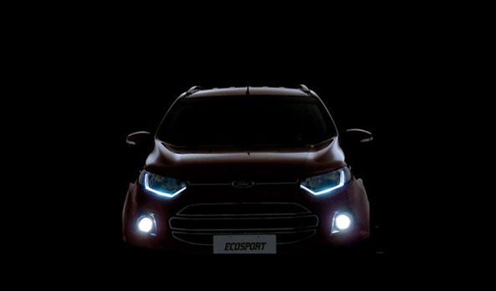 Autos Ford Informaci N Ecosport