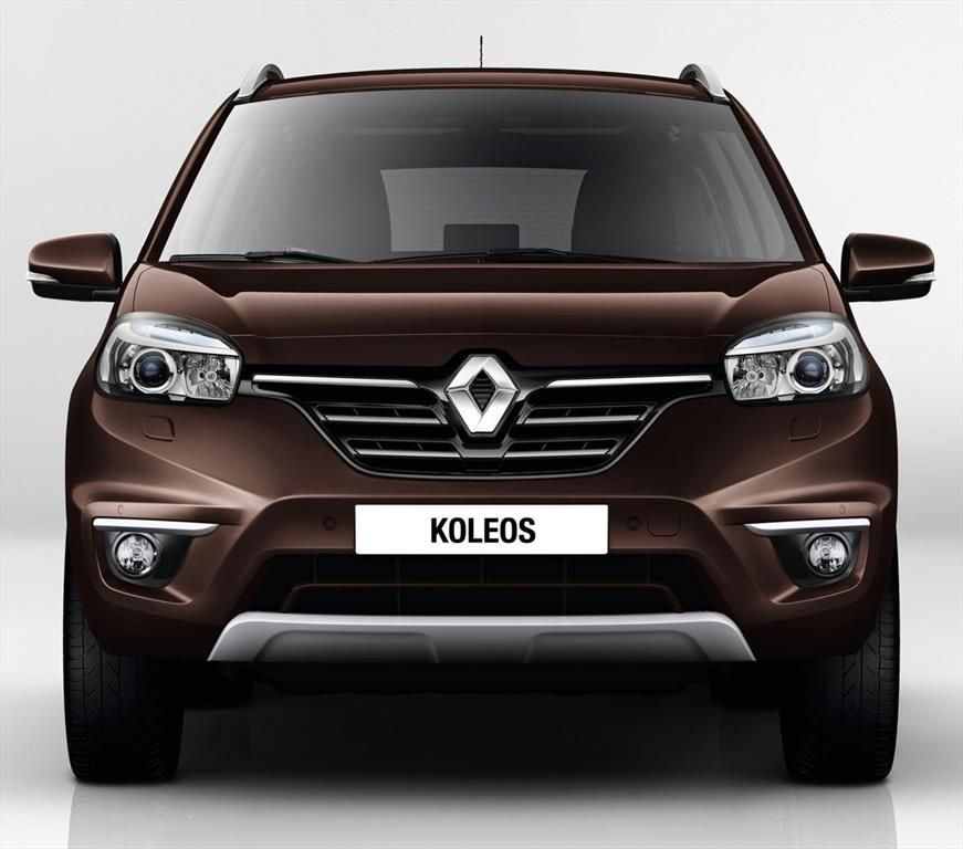 renault koleos expression 4x2 2015. Black Bedroom Furniture Sets. Home Design Ideas