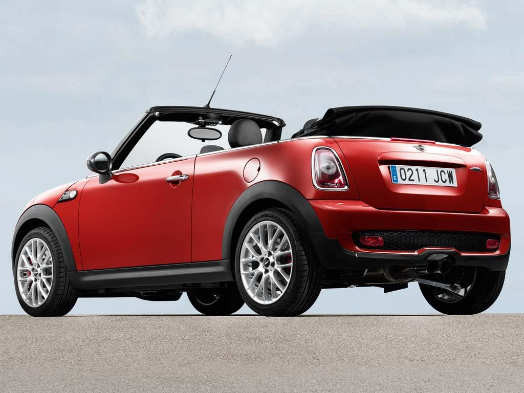 mini john cooper works convertible aut 2015. Black Bedroom Furniture Sets. Home Design Ideas