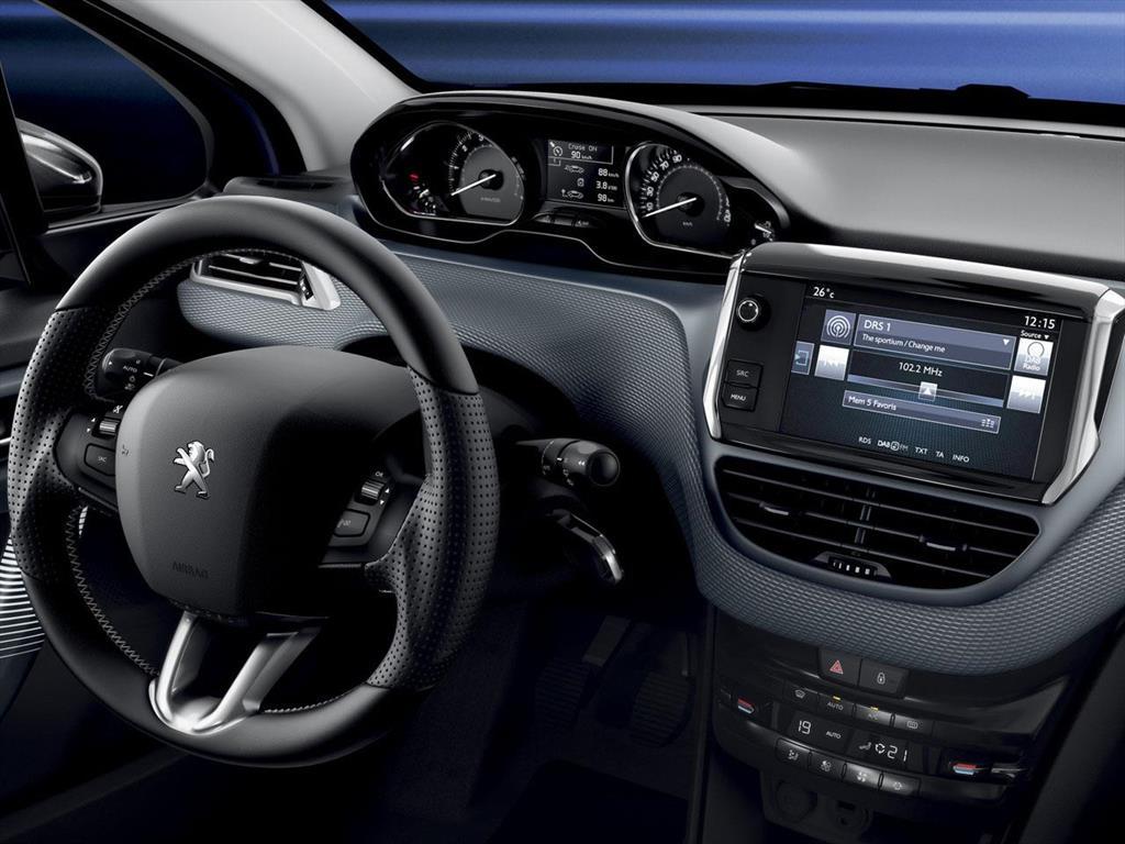 Peugeot 208 1.6L Allure Aut (2018)